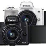 Canon Introduceert EOS M50 Voor Vloggers