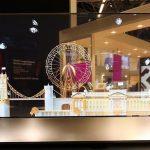 LG Toont 55-inch Transparant Scherm In Amsterdam