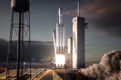 Toeristische Maanvlucht Van SpaceX Uitgesteld