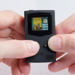 PocketSprite Is Miniscule Game Boy