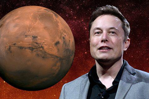 Elon Musk: Mars Koloniseren Om Mensheid Te Redden Van WO III
