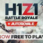 H1Z1 Vanaf Nu Free-to-play