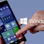 Windows Phones Krijgen April 2018-update