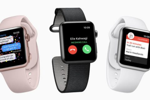 3,5 Miljoen Apple Watches Verscheept In Tweede Kwartaal