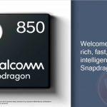 Qualcomm Introduceert Snapdragon 850 Voor Laptops