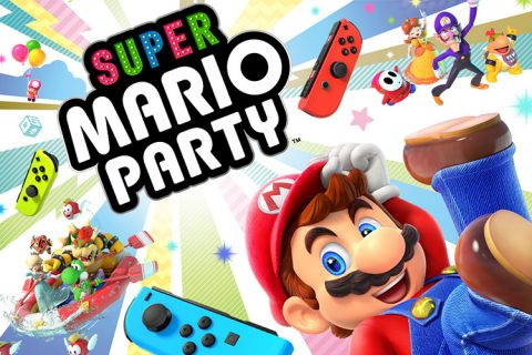 Super Mario Party Krijgt Multiplayer Modus