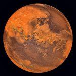 Meer Met Vloeibaar Water Ontdekt Op Mars