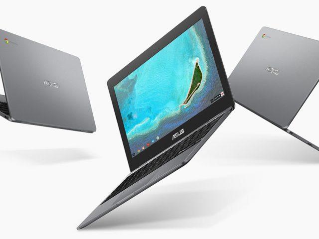 ASUS Introduceert Chromebook 12