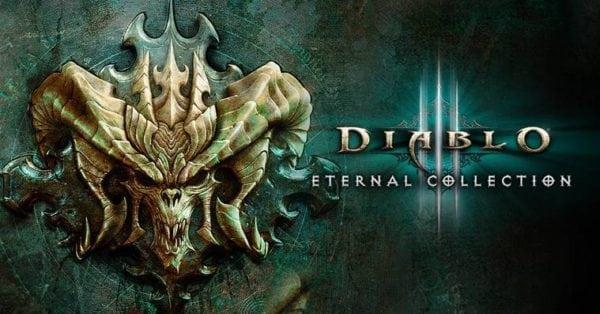 """""""Diablo III Eternal Collection Komt Dit Jaar Naar Nintendo Switch"""""""