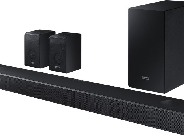 Samsung en Harman Kardon Komen Met Premium Soundbars