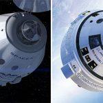 SpaceX en Boeing Stellen Bemande Ruimtevluchten Opnieuw Uit