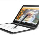 Yoga Book C930 Laptop Heeft E-ink Scherm Als Toetsenbord