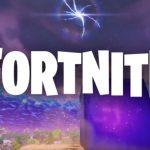 Fortnite Season 6 Teaser Toont Gigantische Kubus