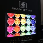 Fabrikanten Tonen Meerdere 8K TV's Op IFA-beurs