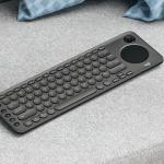 Logitech Introduceert Klein Toetsenbord Met Trackpad TV