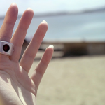 Insta Ring Is Waterdichte Camera Voor Om De Vinger
