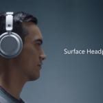 Microsoft Surface Headphones Met Noisecancellation Aangekondigd