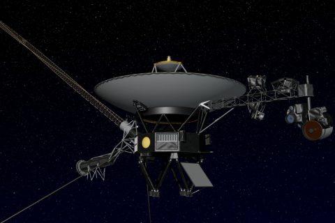 Voyager-2 Heeft Ons Zonnestelsel Verlaten