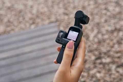 DJI Introduceert Kleine Actiecamera Osmo Pocket