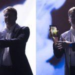 Samsung Toont Eerste Opvouwbare Smartphone