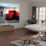 LG Introduceert Tweede Generatie CineBeam Laser 4K-projector