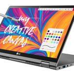 LG Introduceert 17-inch Laptop Met 19,5 Uur Accuduur