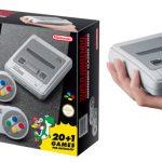 Nintendo Stopt Productie NES en SNES Classic