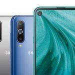 Samsung Galaxy A8s Is Eerste Smartphone Met Gat In Scherm