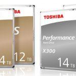 Toshiba Introduceert 14TB-hdd's Voor Consumenten