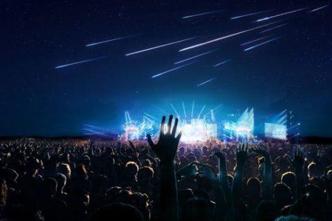 Japanse Satelliet Kan Kunstmatige Meteorenregen Creëren