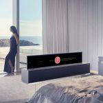 LG's Oprolbare Televisie Verschijnt Deze Lente Op De Markt