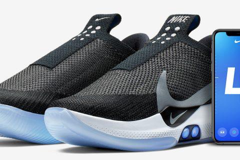 Zelfstrikkende Nike-schoenen Vanaf Februari Beschikbaar