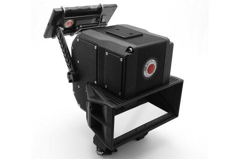 RED Toont 3D-camera Die Hydrogen One-smartphone Gebruikt Als Scherm