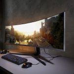 Samsung Introduceert 49-inch Gamingmonitor Met 32:9-beeldverhouding