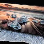 Samsung Toont 98-inch 8K-tv