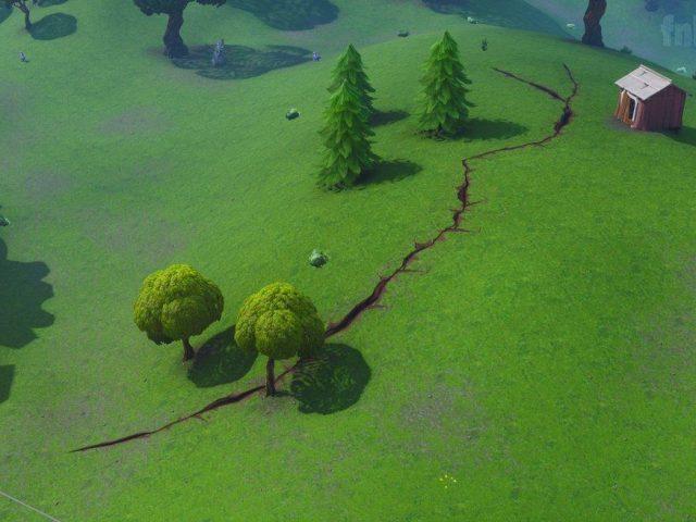 Aanwijzingen Gevonden Voor Aardbeving In Fortnite Season 8