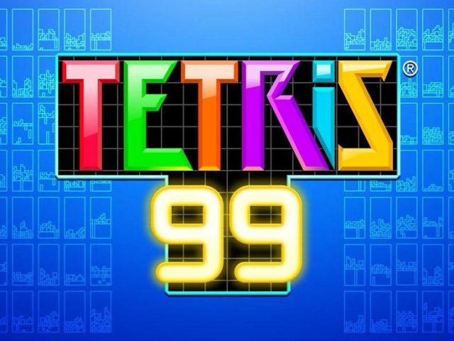 Nintendo Introduceert Tetris-game Met Battle Royale-modus