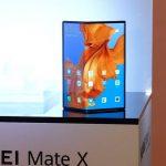Lancering Huawei Mate X Opnieuw Uitgesteld