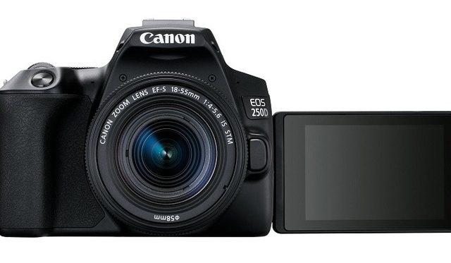 Canon Introduceert EOS 250D-dslr