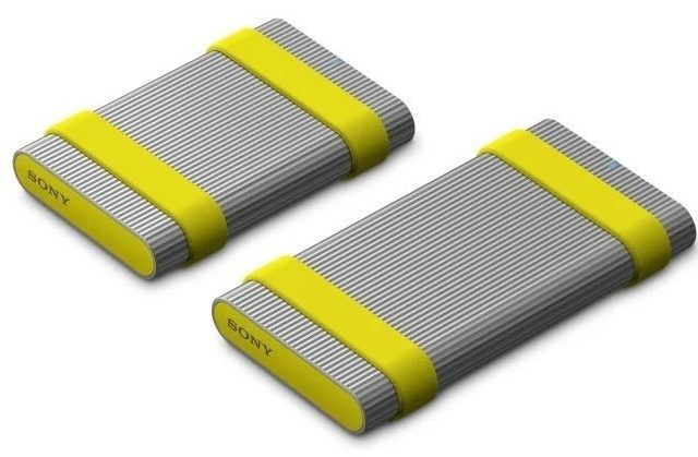 Sony Introduceert Externe SSD Met 2TB Opslagruimte