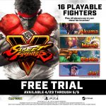 Street Fighter 5 Tijdelijk Gratis Te Spelen