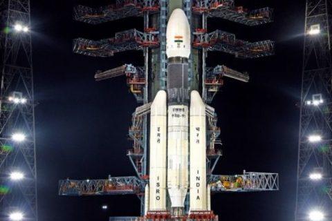 Lancering Eerste Indiase Maanmissie Op 22 Juli