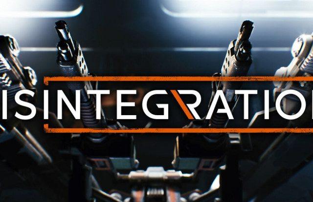 V1 Interactive Toont Eerste Teaser Van Disintegration