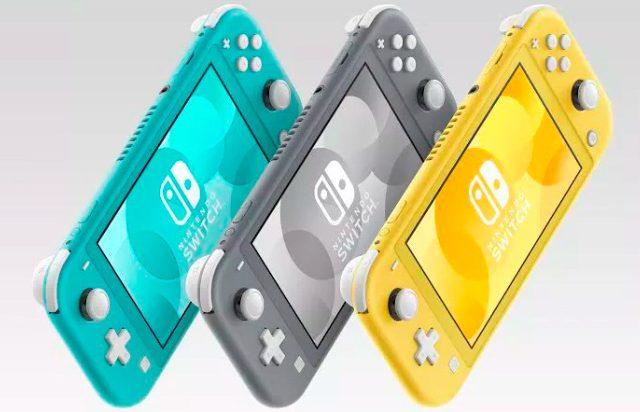 Nintendo Switch Lite Is Kleiner, Goedkoper En Heeft Geen Dock Mode