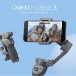 DJI Introduceert Inklapbare Osmo Mobile 3-gimbal
