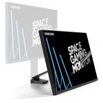 Samsung Introduceert 32-inch Space Gaming Monitor