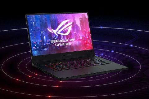 Asus ROG Zephyrus S GX502 Laptop Met 240Hz Scherm Uitgebracht