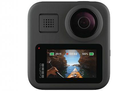 Foto's Van Nieuwe 360-graden Camera Van GoPro Gelekt
