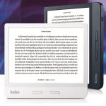 Kobo Introduceert 7-inch Waterdichte E-reader Libra H2O