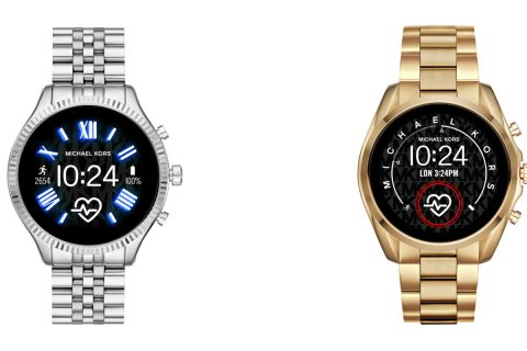 Michael Kors Introduceert Drie Nieuwe Smartwatches: Bradshaw 2, MKGO en Lexington 2